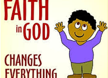 Faith in God 2