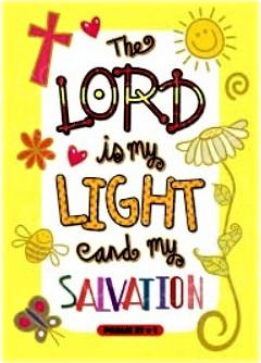 Light + Salvation